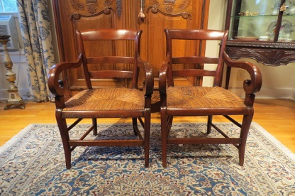 Stillwell House Antiques French Chair French Side Chair